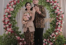 RATU & FAHMI ENGAGEMENT by Seserahan Indonesia