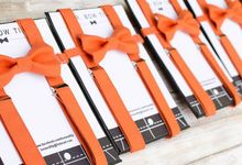 Bow Tie and Suspenders Sets by Mr. Bow Tie