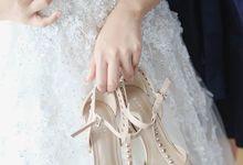 Edwin & Rosita Wedding by METTA FEBRIYAN bridal & couture
