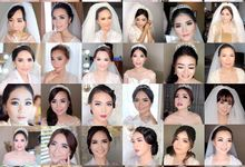 Bride, beauty, commercials  by Helen rose makeup&hairdo