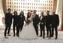 The Wedding Of Brandon & Ivani by Starlight Entertainment