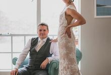 Jenna Wedding Gown - Custom by JRW Bridal