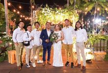 Daniel & Monetta Wedding by Oreo Music Entertainment