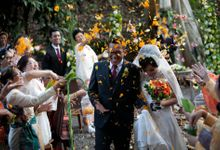 Ario and Bunga in Bali by Rufous Events