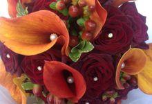 Gea Floral Arrangement by Gea floral arrangement