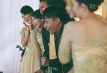 Intania & Abi's Wedding by Bunga Padi Photography