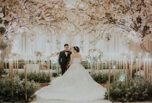 Wedding of  Anton & Debby by Novotel Tangerang