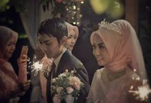 Rizqi & Mega Wedding by MOL Entertainment
