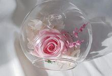 Flower Terrarium by OH DEKO