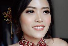 Sangjit makeup by Make Up By Krista