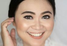 Bride Makeup by Aurelia Giani Makeup