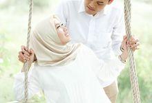 Prewedding Intan & Zainal by MOSSA Photography