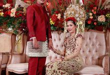 The Wedding of Aulia & Rikky by MORS Wedding
