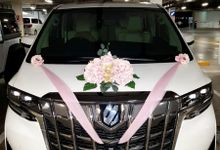 The Wedding of Anthony & Jocelyne by Priority Rent car