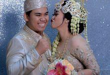 Wedding of Ajeng & Ryo - 3 March 18 by Moment Kapturer Organizer