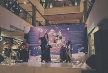 Live Music at Level 21 Mall by SaBANDino Band