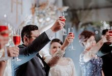 Indri & Hendra Wedding by METTA FEBRIYAN bridal & couture