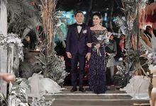 The Wedding of Annisa & Jibril by Chandani Weddings
