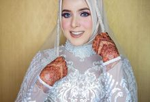 Henna Party dr. Manal by Makeupbysausan