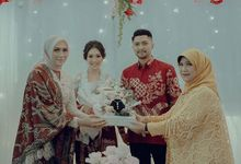 LUTHYA & KIKI ENGAGEMENT by Seserahan Indonesia
