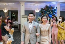 Engagement of Christian & Claudia @Central Restaurant Serpong by Sola Fide Organizer