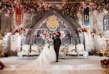 18.01.20 - The Wedding of Edward & Delora by Sugarbee Wedding Organizer
