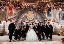 18.01.20 - The Wedding of Edward & Delora by Sugarbee Wedding Organizer