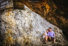 Yudi & Trie Prewedding by White Space Photography