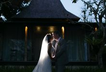 D & D wedding by Wangi Bali Wedding Company