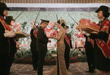 Compilation of Pedang Pora by  Menara Mandiri by IKK Wedding (ex. Plaza Bapindo)