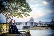 Chi Mei Museum by Cang Ai Wedding