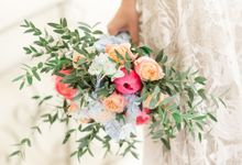 Boutique wedding by Floweroyal Co.
