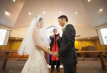 Wedding Day celebration at the St Regis Part 2 by Ray Gan Photography