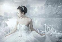 BRIDES MAKE UP AND HAIR DO by Dendy Oktariady Make Up Artist