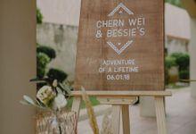 Aztec Bohemian - Chern Wei & Bessie by Amperian