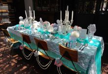 The World of Tiffany by Elite Party Designer