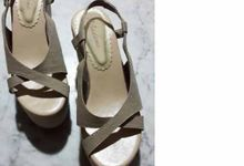 Cross Wedges by Madame