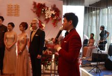MC Sangjit Raffles Hotel Jakarta - Anthony Stevven by Anthony Stevven