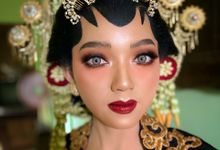 The Wedding of Ocha - 121220 by ARStudio Makeup