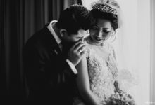 Michael & Francisca Wedding by Teora Photography