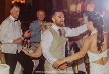 Caroline & Gavin - The Wedding by I Love Bali Photography