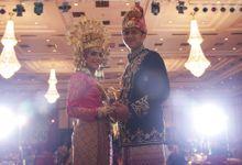 Khalida & Amri Wedding by Akuwedding