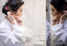 Actual Day Photography by Cang Ai Wedding