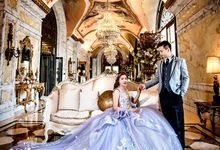 Private Mansion by Cang Ai Wedding