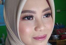 Makeup Wedding by makeupby.rahma