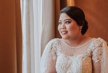 The Wedding of Indri & Hendra by Chandani Weddings