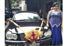 Dekorasi mobil by ribbondecoration