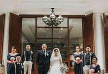 Nicholas & Lenny Wedding Day by RYM.Photography