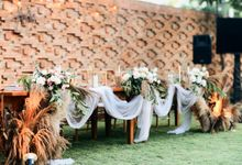 The Wedding of Al & Magdalena by SLMF BALI EVENT