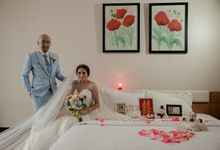 The Wedding Of Alex & Dian by Keya Bridal